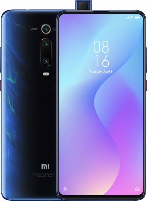 Xiaomi Mi 9T 6GB 128GB Clacier Blue Global Version купить в Новокузнецке