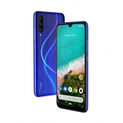 Xiaomi Mi A3 4GB 128GB Not just Blue Global Version купить в Новокузнецке